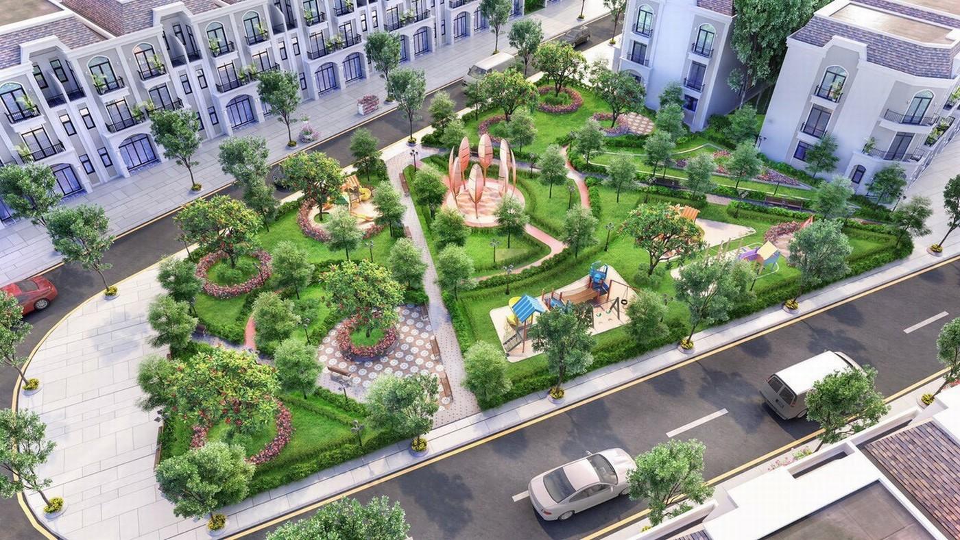 Tiện ịch dự án Lavilla Green City