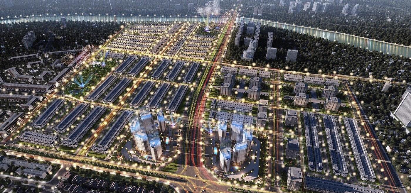 Tổng quan về dự án Lavilla Green City